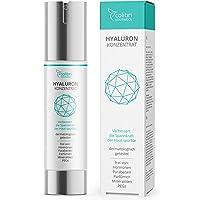 Hyaluronsäure Serum hochdosiert - Testsieger 2019 - natürliche Hyaluron Anti-Aging Creme - 50ml von colibri cosmetics - Naturkosmetik Made in Germany