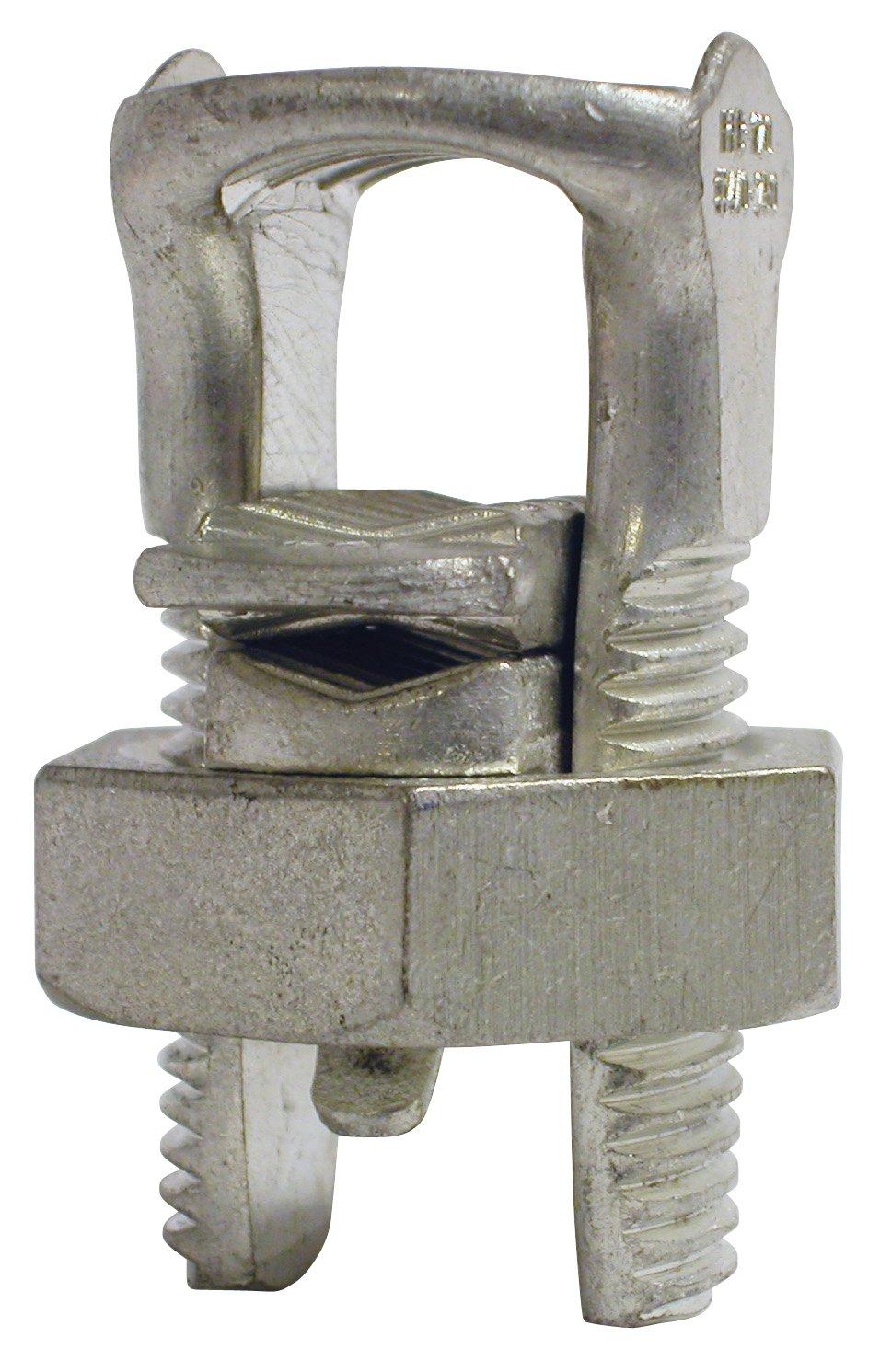 Gardner Bender GAK-4/0N 6 To 000 AWG Solid Aluminum Split Bolt Connector
