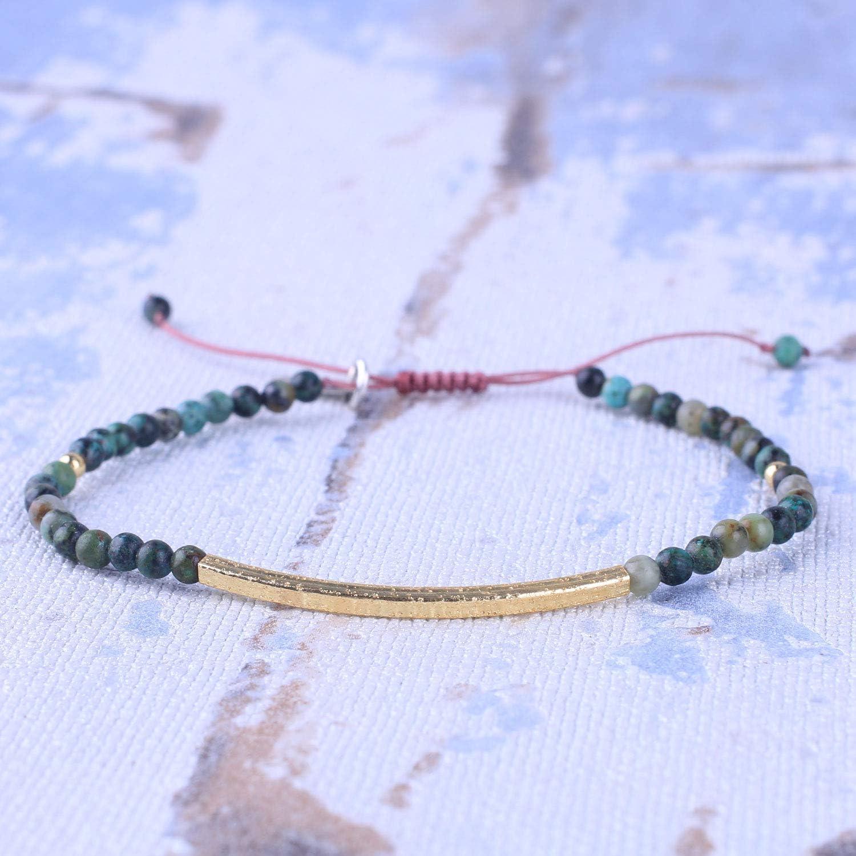 KELITCH Bracelets /À Brins Bracelets des Femmes pour Les Filles Bracelet Damiti/é Tiss/é /À La Main Bracelets /À Breloques Bracelets des Perl/és Nouvelle Bracelets De Lettre