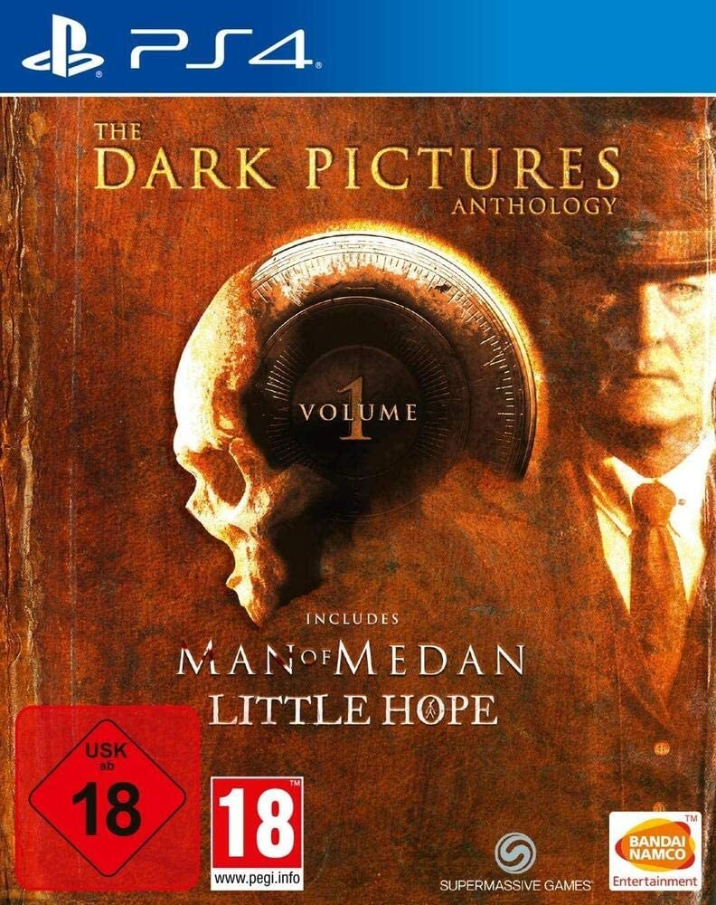 The Dark Pictures: Volume 1
