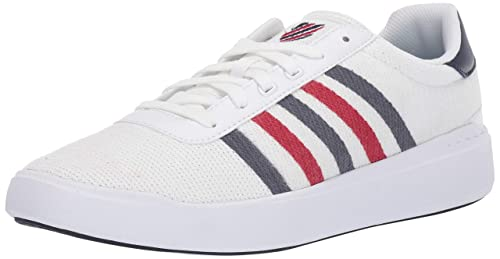 ae4c8563049 K-Swiss Heritage Light T Tenis para Hombre  K-Swiss  Amazon.com.mx ...