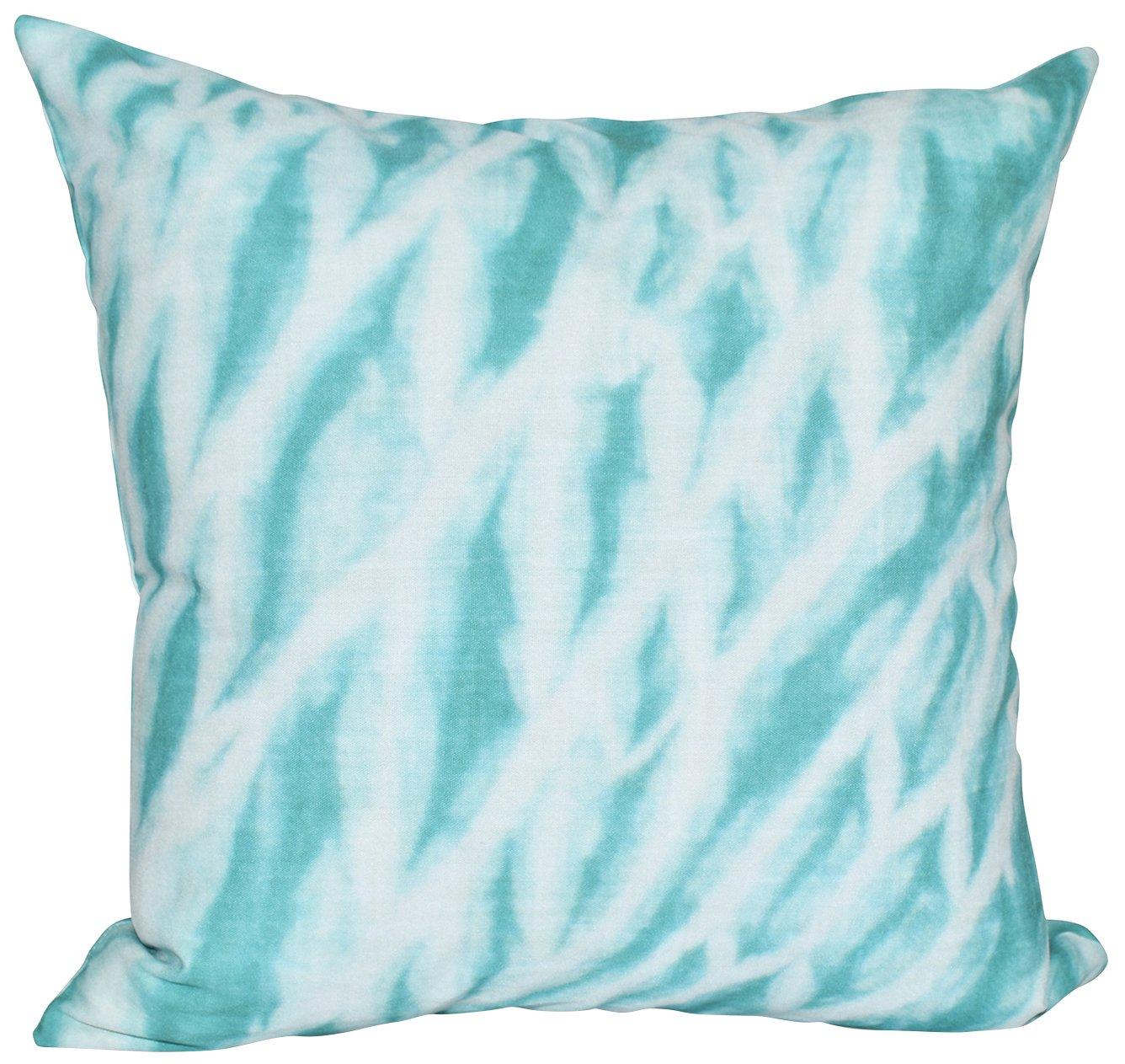 E by design O5PGN421BL12-20 Printed Outdoor Pillow