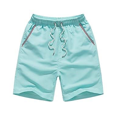 1bad3093e9 Cheryl Bull Board Shorts Mens Beachwear Boardshorts Holiday Vocation Wear |  Amazon.com