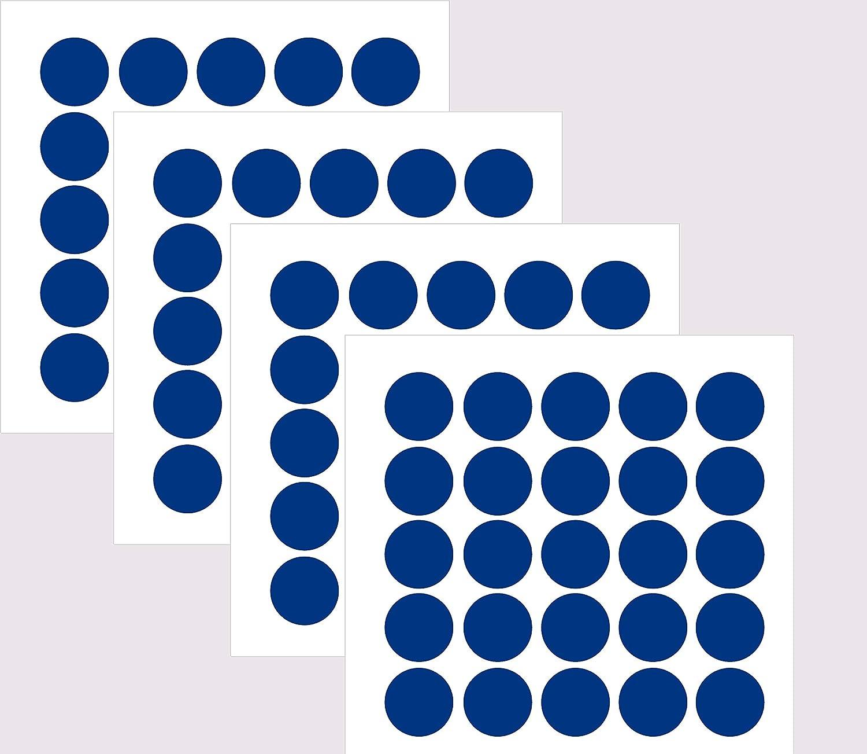 Circle Wall Decal Dots Polka +