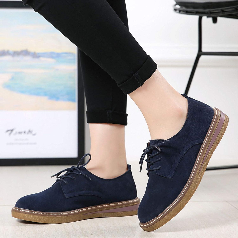 VenusCelia Womens Classic Oxford Flat Shoe