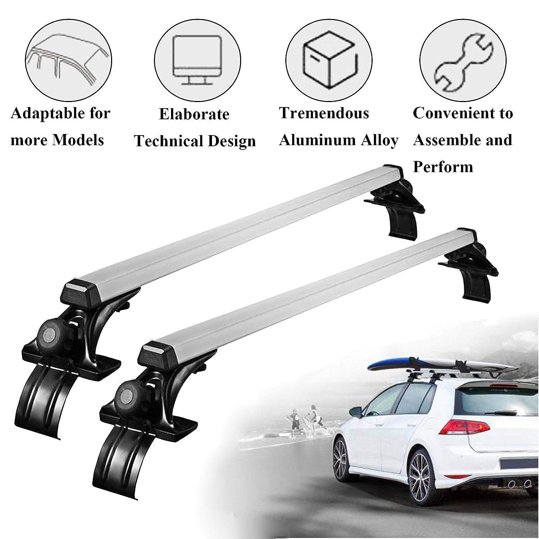 Amazon.com: Barras de techo para Hyundai Elantra 1992-2017 ...