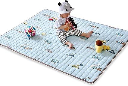 マット 子供 プレイ マンションの子供の足音対策に最適なマット見つけました