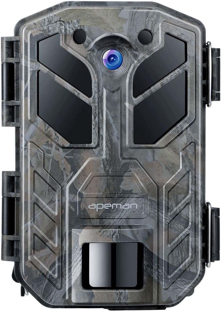 noche cámara con Detection Juego Apeman cámara de Vida Silvestre 20MP 1080P Cámara Trail