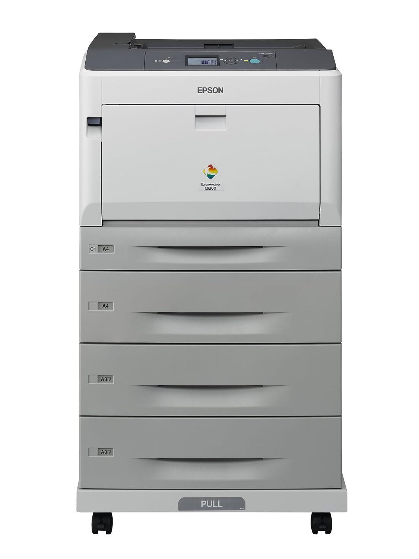 Epson C11CA15011BW - Impresora láser Color (26 ppm, A3): Amazon.es ...