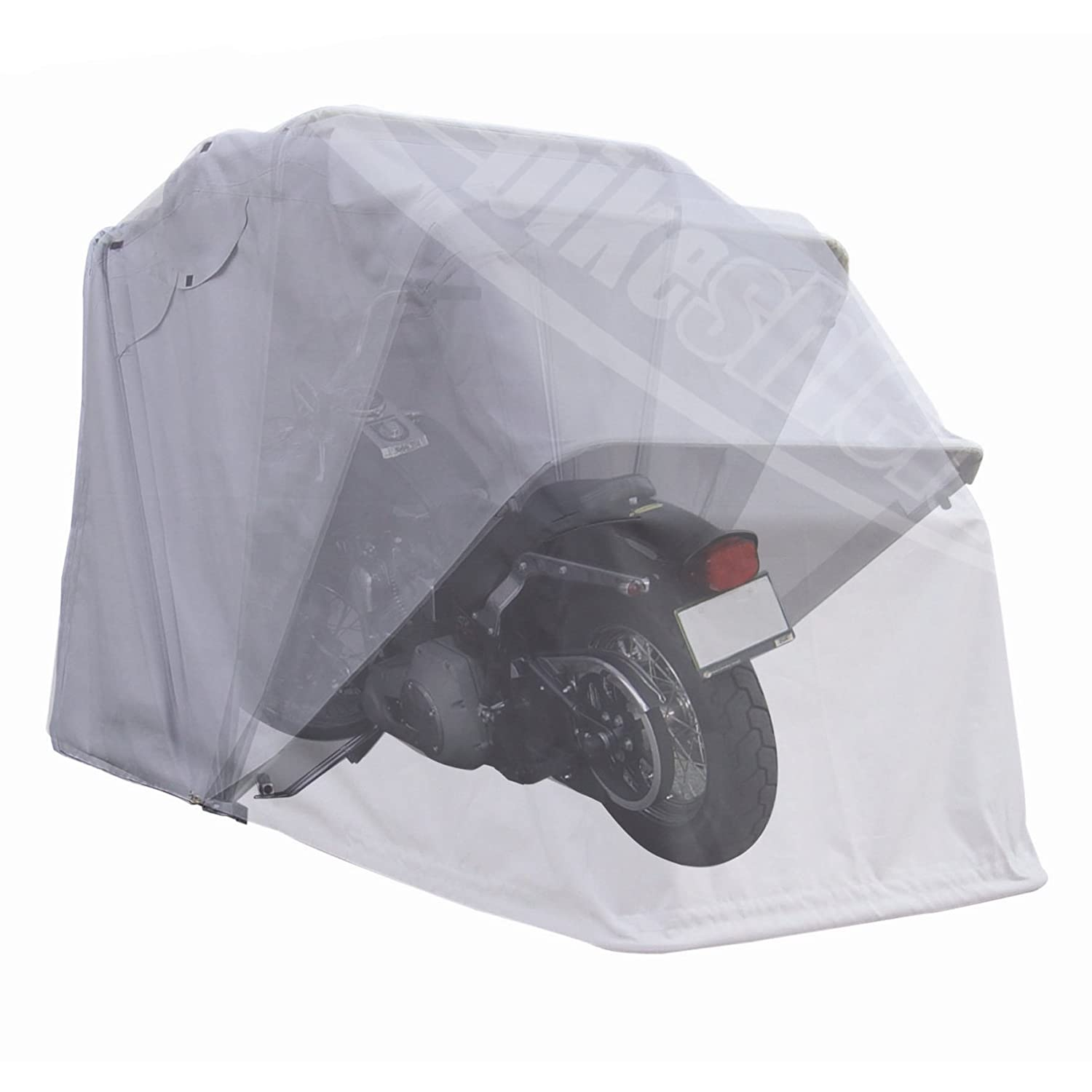 Amazon.com The Bike Shield Tourer (Large) Motorcycle Shelter / Storage / Cover / Tent / Garage Automotive  sc 1 st  Amazon.com & Amazon.com: The Bike Shield Tourer (Large) Motorcycle Shelter ...