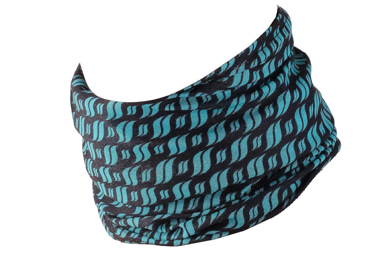 Hilltop Sciarpa da Uomo e Donna Vari Colori Scaldacollo Indossabile come Cuffia Foulard Sportivo Multifunzione