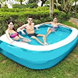 YUESUO Thicken Children's Swimming Pool Inflatable Swimming Pool Baby Home Pool