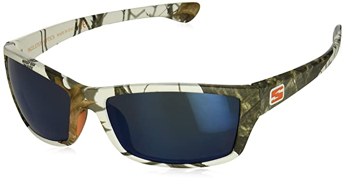 297d705120 Amazon.com  Skeleton Optics Scout Mossy Oak Line Sunglasses