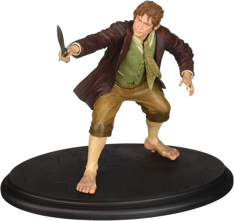 Amazon Com Weta Workshop Hobbit Statue Bilbo Baggins 1 6 Scale
