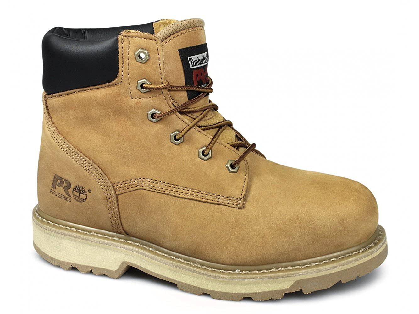 2aafd2f97da Timberland PRO TRADITIONAL Mens Resistant Safety Boots Wheat