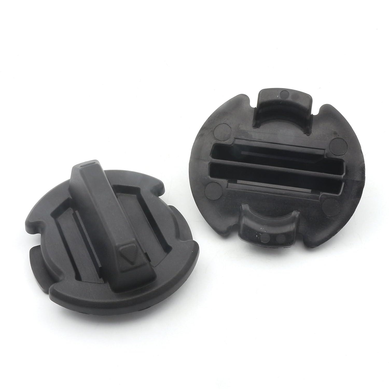 Turbo 2-Pack floor plug Floor Drain Plug Body Compatible With Polaris RZR 1000//900