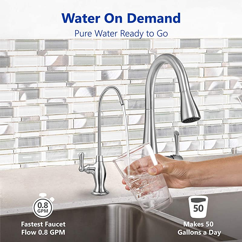 Express Water RO5DX - RO faucet