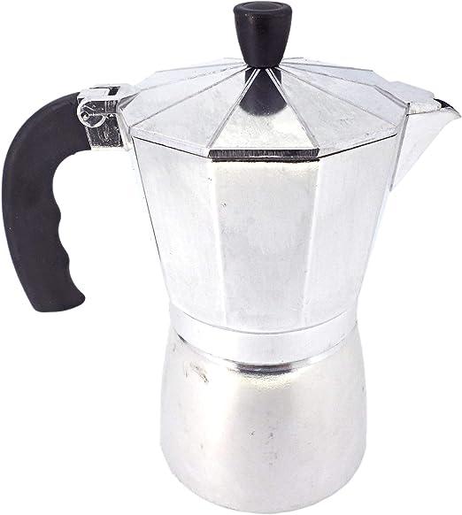 Cafetera italiana de 6 tazas: Amazon.es: Hogar