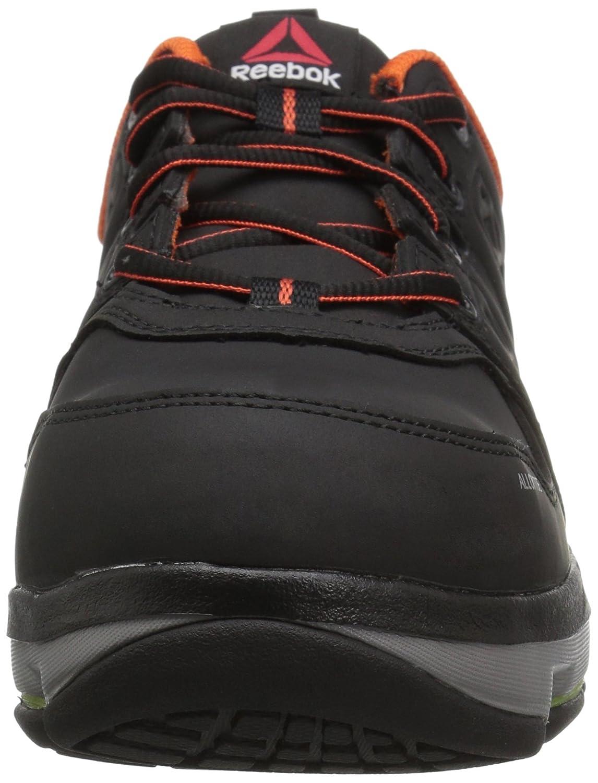 Amazon.com  Reebok Work Men s Dmx Flex Work RB3602 Industrial and  Construction Shoe  Shoes e9995077f
