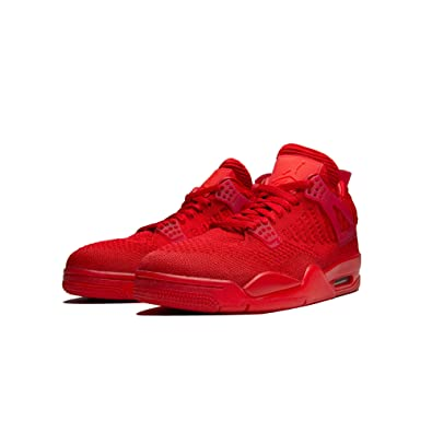 promo code 36366 006a6 Jordan 4 Retro Flyknit University Red (AQ3559-600)