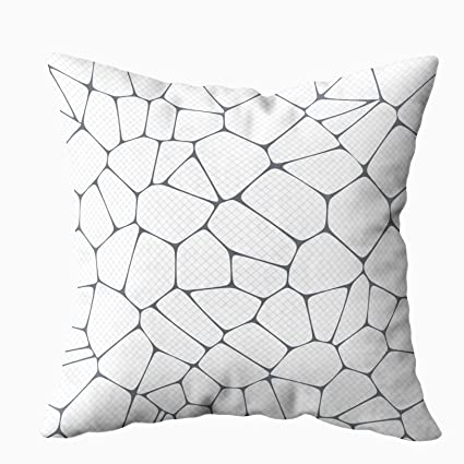 Amazon Com Anucky Pillow Covers Throw Pillow Cases Stained