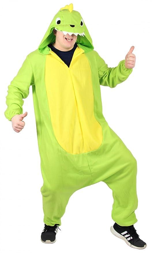 Costume Foxxeo I Da SMLXl AdultiTaglia Dinosauro 40309 Per wkZTiOlPXu