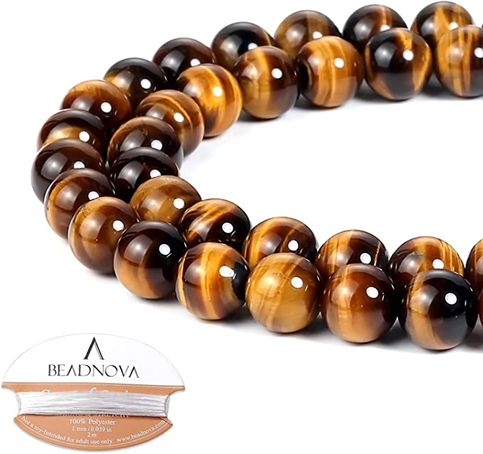 8mm Natural Moonstone \u6708\u5149\u77f3 Elastic Bracelet 7 inches Round Beads Bangle Beautiful Jewelry