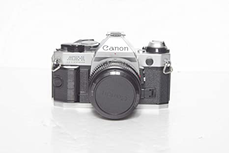 Canon Ae-1 Program 35 mm Manual Focus Film Camera: Amazon.es ...