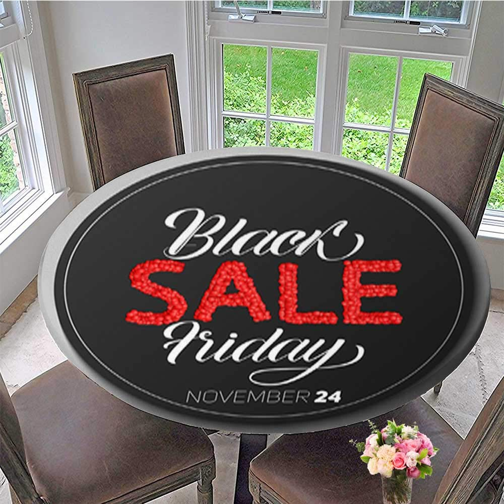 amazon com polyester round tablecloth table cover round badge rh amazon com