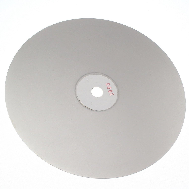 """Lapidary polishing disc 8/""""x 1//2/"""" multiple sizes Diamond Electroplated Flat Lap"""