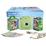 FujiFilm Instax Mini 9 Bundle Pack (Lime Green) Point & Shoot Digital Cameras at amazon