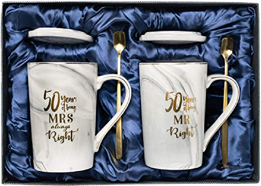 Amazon Com 50th Anniversary Gifts For Couple 50th Wedding