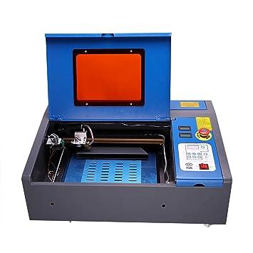Sfeomi - Máquina de grabado láser CO2, grabadora láser de corte ...