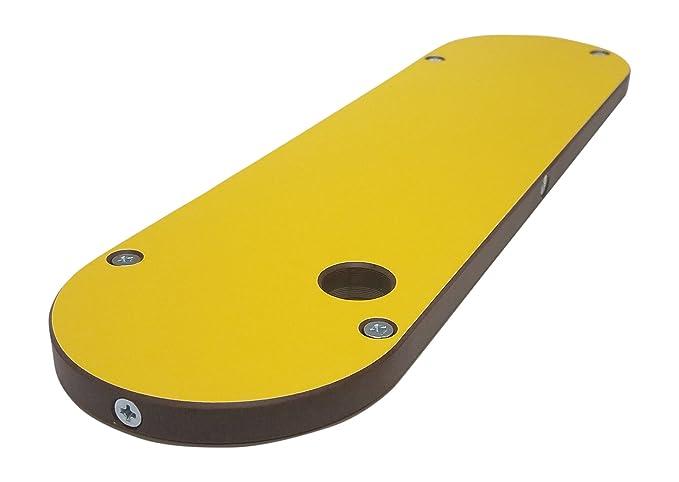 Amazon.com: leecraft dw-3 zero-clearance Dado sierra de mesa ...