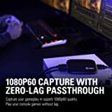 Elgato Game Capture Card HD60 S - Stream and Record in 1080p60, for PlayStation 4, Xbox One & Xbox 360