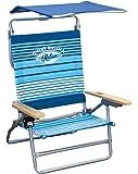 Amazon Com Big Kahuna Folding Beach Chair Extra Wide