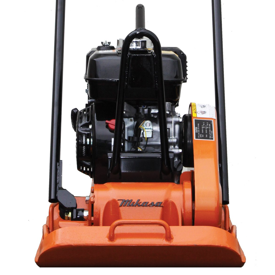 Multiquip MVC82VH Honda GX160 Plate Compactor with No Water Tank 18 Wide