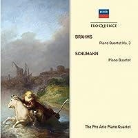 Eloquence Series: Brahms: Piano Quartet No. 3 / Schumann: Piano Quartet