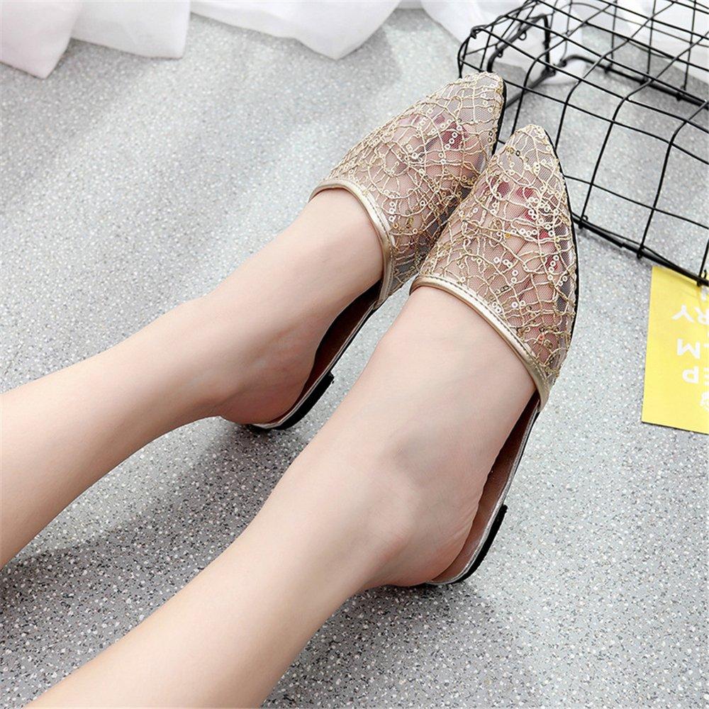 Hanglin Trade Summer Slippers Fashion Flat Heel Home Bathroom Slip-Resistant Slippers Female Beach Sandals