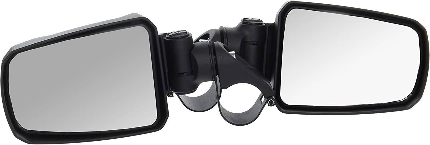"""Pursuit Side View Mirrors for 2/"""" inch Roll Cage YAMAHA VIKING 700 VIKING VI 2015"""