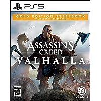 Assassin's Creed Valhalla PlayStation 5 Gold…