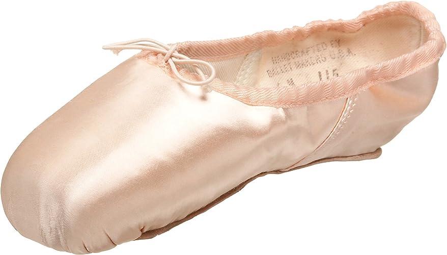European Pink Capezio Womens Contempora Pointe Shoe 5.5 C US