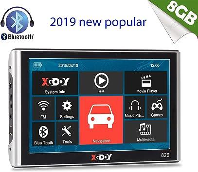 Gps Navigation Für Auto Xgody 7 Zoll Touchscreen Lkw Elektronik