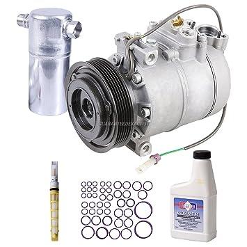 Nueva AC Compresor y embrague con completa a/c Kit de reparación para Audi A4 S4 y S6 - buyautoparts 60 - 81613rk nuevo: Amazon.es: Coche y moto