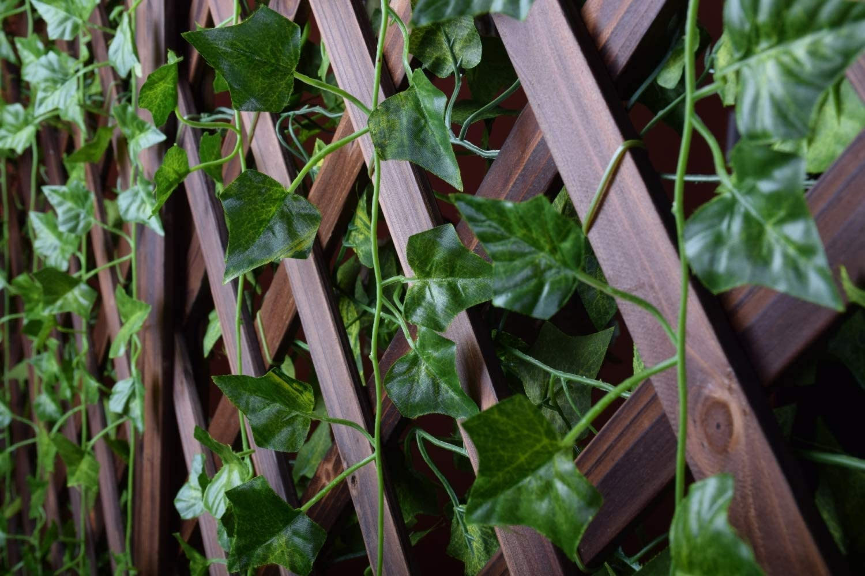 14 Strands MARTHA/&IVAN 14 Strands Artificial Ivy Fake Ivy Garland Decorations,Fake Plants,Fake Vine,Vine Decoration for Wedding,Party Garden Home Decoration