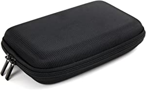 """DURAGADGET 7"""" Hard EVA Tablet Case in Black - Compatible with Acer Iconia Talk S A1-724"""