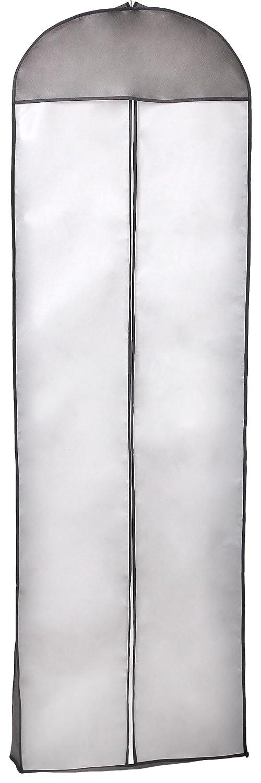 HIMRY [5er Set Atmungsaktiver Atmungsaktiver Atmungsaktiver Kleidersack Schutzhülle für Brautkleider Abendkleider Anzüge Mäntel - ca. 180 cm - Reissverschluss - Weiß, KXB-105 Weiß-5x B00BAZO9K6 Kleiderscke 1e4a3d
