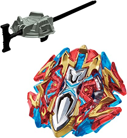 Let it rip with Beyblade Burst, the third generation of the popular Beyblade franchise! Play against