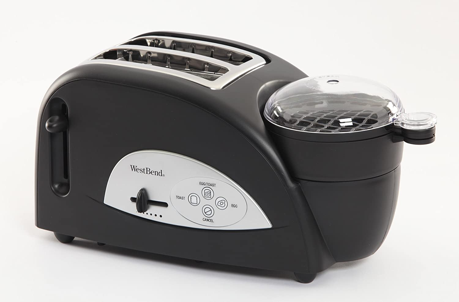 Amazon.com: West Bend TEM500W Egg and Muffin Toaster: Kitchen & Dining