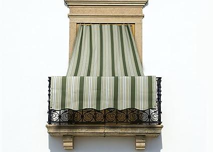 Coingrostex Tende Da Sole Per Esterno Con Anelli Misura 145x250cm